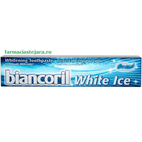 Biancoril White Ice Pasta de dinti 75ml